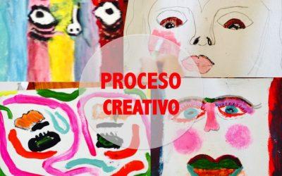 NIÑOS CREATIVOS ARTE Y EXPERIMENTACIÓN
