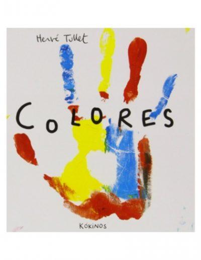 Colores de Hervé Tullet