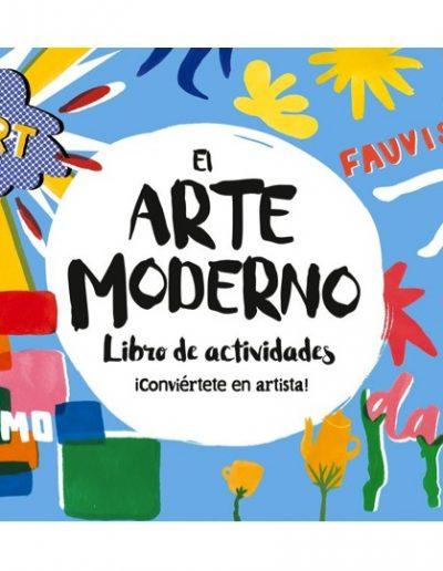 Arte Moderno Libro de actividades